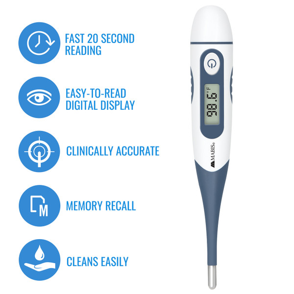fast reading thermometer