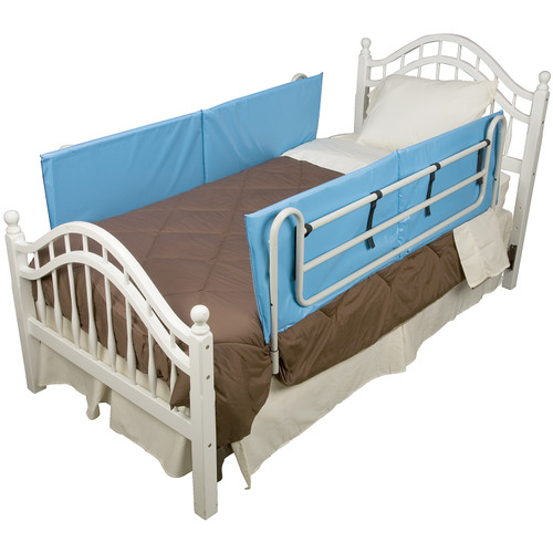 padded bed rail covers