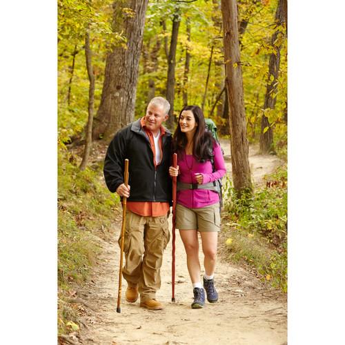 brazos free form walking stick  Brazos Walking Sticks™ Free-Form Hickory